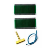 cable plano lcd al por mayor-cable de reparación de píxeles para BMW Serie E38 7 AC Condición del aire Unidad de control del clima Flat LCD Pixel Repair Ribbon Cable ribbon T-tip strip