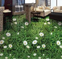 Wholesale Flower Support - New 3D flowers, trees, landscapes, carpets, 16 patterns, 100% polyester fiber, support living room, bedroom, bathroom   free delivery