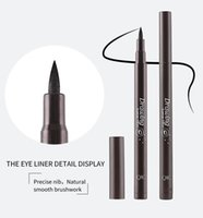 Wholesale China Wholesale Famous Brand - 2017 Original Fashion QIC Liquid Eyeliner Pencil Cheap Top Quality Black Non Staining Waterproof China Eyeliner Famous Brand