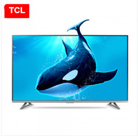 Wholesale Tcl Android - TCL View shadow King 50 inch RGB LCD TV really 4K Ultra HD super ten core Android smart TV hot new products