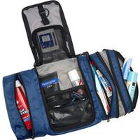 Wholesale Zebra Cosmetic - Women Lady Makeup Cosmetic Case Toiletry Bag Zebra Travel Handbag Organizer New