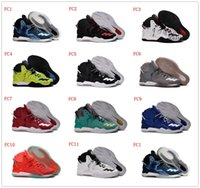 Wholesale Leather Wrestling Shoes - Derrick Rose shoes 7 VII Basketball Shoes Running Rose 7 Basketball Shoes Rose Sneakers Men Sports Retro 7 Sports Boots Size 40-46