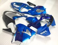 Wholesale Kawasaki Ninja Blue Paint - New motorcycle ABS Fairing kit fit for Kawasaki Ninja ZX9R 2000 2001 ZX-9R 00 01 ZX 9R zx9 fairings kits set free custom paint loves blue