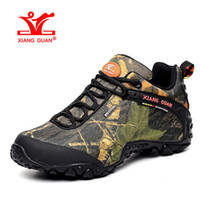Wholesale Waterproof Trail Shoes Men - Man Tactical Shoes Waterproof Hiking Boots for Men Cross-country Antislip Athletic Sports Mens Trail Running Shoe Outdoor Walking Sneakers