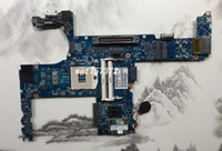 HP laptop motherboards - For HP EliteBook p w Intel Laptop Motherboard w Modem Module Board Notebook System Board