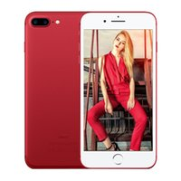 Wholesale Design Mp3 Player - New Design Goophone i7 plus 1:1 MTK6582 64bit Quad Core 1GB RAM 8GB ROM Show Octa Core 3GB RAM 64GB ROM Android 6.0 Show 4G LTE Smartphone