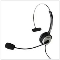 Wholesale Noise Cancelling Telephone - K500MA Corded RJ Telephone Headset Mono with NC Microphone for Aastra Nortel Nec Mitel ShoreTel Toshiba Siemens GE InterTel Sprint Talkswitc