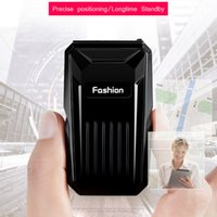 Véhicule Mini Portable Waterproof GSM GPRS Tracking System GPS GPS avec Tracker Puissant Phare C1