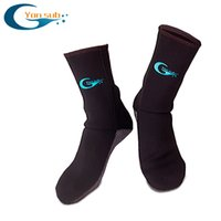 Wholesale Winter Warm Stick - Wholesale- 3mm Neoprene Swim Socks,Diving socks with the Magic Stick for Winter Swimming,Warm,Anti-slip