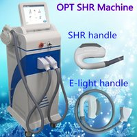 Wholesale Popular Imports - 2017 Most popular ipl treatment diode laser hair removal E-light IPL+RF Skin Rejuvenation imported xenon lamp 300000 shots