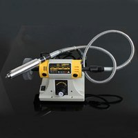 Wholesale Mini Bench Grinder Buffing Polishing Machine Lathe Machine Electric Polisher Drill Saw Tool V W R Min