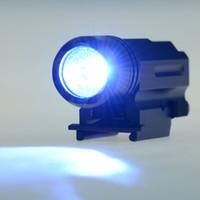 Wholesale Shotgun Laser Mounts - New Hot Super Bright 1000LM Tactical Gun Rifle Mount Waterproof Hunting Light Torch Shotgun Flashlight Syee F00452