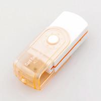 carte mémoire libre sd achat en gros de-Tout en 1 USB 2.0 Multi Memory Card Reader Adaptateur Connecteur Pour Micro SD MMC SDHC TF M2 Memory Stick MS Duo RS-MMC livraison gratuite