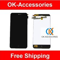 Wholesale Display Meizu Mx2 - Wholesale- LCD Display+Touch Screen Digitizer Assembly For Meizu MX2 MX 2 M040 Black Color 1PC Lot