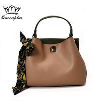 Wholesale Tote Bag Mochila - Designer Brand bolsas femininas Women bag ladies Pattern Handbag Shoulder Bag Female Tote Sac Bag Mochila distribution scarves