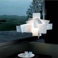 Wholesale Big Bang Foscarini - Foscarini-Big Bang Chandelier Fashion Modern Creative Stacking Pendant Lamp Designed By Enrico&Vicente Chandelier Ceiling Light + R7S Light