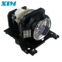Wholesale House Bulb Lamp - DT00841 Replacement Bulb Lamp with Housing for HITACHI CP-X200 CP-X205 CP-X300 CP-X305 CP-X300WF CP-X308 CP-X400 CP-X417 ED-X30 ED-X32