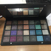 Wholesale Cheap Matte Eyeshadow Palettes - Cheap Price 28 COLORS Makeup Cosmestics PURPLE-BLUE GREEN-BROWN Waterproof Matte Eyeshadow Palette
