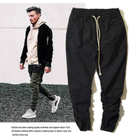 Wholesale Military Cargo Men Pant - Kanye Y e ezy Men Pants Hip Hop Skateboard High Quality Tour Trousers Y ee zy West Harem Cargo Joggers Military Army Y ee zus Pants
