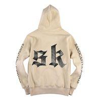 Wholesale men hoodie jumpers - Fear of God SK Pacsun FOG Hoodie Men Pullover Justin Bieber Purpose Tour Felpe Hip Hop Skateboard Jogger Jumper Kanye Sweatshirt