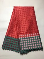Wholesale Swiss Voile Lace Styles - African New Swiss Voile Lace Fabric Nigerian Style Cotton Lace Material With Stone For Women Dress 8Colors 5Yards Lot JY-3329