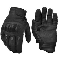 Wholesale Bicycle Camping Gear - Touch Screen Army Military Tactical Gear Gloves Paintball Airsoft Shooting Combat Anti-Skid Bicycle Hard Knuckle Outdoor Full Finger Gloves