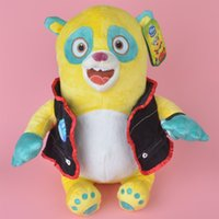 Wholesale Special Agent Oso Dolls - Brand New Soft Stuffed Animals Bear Plush Toy, Special AGENT OSO Baby Kids Doll Gift Free Shipping