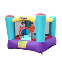 Wholesale Inflatable Trampolines For Kids - Baby Toy Kid Inflatable Trampoline Water Children's Inflatables Slides Pool For Children Jumping And Swimming Toys Kids
