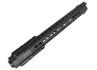 Wholesale Hot sale Picatinny rail inch inch HandGuard Rail System Black for Airsoft AEG M4 M16
