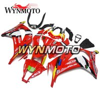 Carenados para Kawasaki ZX-10R 2011 - 2015 2012 2013 2014 Inyección de ABS Plásticos Carells Covers Bodywork Hulls Panels Red Yellow Body Kit Nuevo