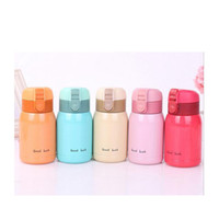 Wholesale Thermos Flask Sale - Wholesale- HOT SALE !! 200ML mini Coffee vacuum flasks thermos Stainless steel drink water bottle termos termo cups and mugs free shipping