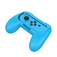 Wholesale switch for handlebars for sale - Group buy Controller Grip Holder for Switch NS Left and Right Joy Con Controllers Gamepad Grips Handle Handlebar