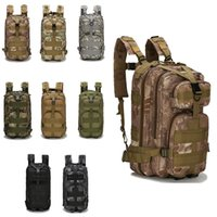 Wholesale Tactical Molle Backpack Waterproof - 30L Outdoor Oxford Waterproof Hiking Backpack 3P Molle Tactical Bag Canvas Outdoor Bags Military Backpack for Camping Hiking Traveling