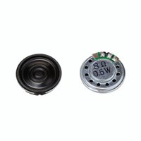Wholesale Trumpet Horn Loudspeaker - Wholesale- 2PCS 20mm 8Ohm 0.5W Audio Speaker Stereo Woofer Loudspeaker Trumpet Horn Buzzer new Electronic Accessories