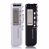 Wholesale 4gb mini mp3 player resale online - Voice Activated Audio Voice Recorder GB GB mini Dictaphone pen Support Telephone Recording Dictaphone with Mp3 Player WAV Recording Pen