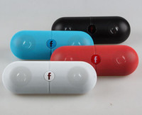 Wholesale Hot sell XL Bluetooth Speaker XL with Retail Box Black Color red blue white pink DHL free