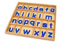 ingrosso giocattoli di attività dei bambini-Nuova scatola di lettere di legno del bambino di attività Montessori Giocattolo educativo del bambino Regali del bambino