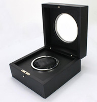 Wholesale Brand Watches Boxes Luxury Watch Box Replica Black Watches Boxes Hub Original Watch Box for LSL9013 Spot Supply