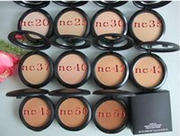 Wholesale Pc First - Free Shipping MAKEUP Lowest first NEW Studio fix powder plus foundation 15g ( 12 pcs lot)