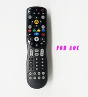 Wholesale General Dvd - Wholesale- Wholesale General Replacement Remote Control For AOC TV DVD Audio