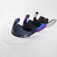 Wholesale ls2 helmets blue - Hot sale For LS2 FF352 helmet lens full face motorcycle helmet visor suitable for LS2 FF351 FF369 FF384 helmet shield 5 colors