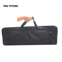Wholesale Internal Frame Pack - Tactical hunting bag and shooting carry case 85cm rifle gun slip bag Black
