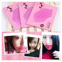 Wholesale Exfoliating Crystal - HotSelling Pilaten Lip Masks Crystal Collagen Lip Care Exfoliating Moisturizing AntiAging Treatment Lip Care Tools Free Shipping