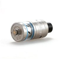Wholesale Refill Leads - 100% Authentic Sigelei Meteor RDTA Tank 4ml Top Refilling Six LED Lights 510 Connector Best Fit for Sigelei Kaos Mod