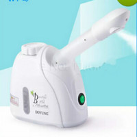 Wholesale Steam Ozone - Wholesale New Ozone Facial Steamer cleanser Face Sprayer Vaporizer Skin Care Steam Salon Machine Free Shipping