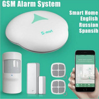 Wholesale S3 Wifi - S3 Wireless PSTN Alarm system with WIFI Function support APP Control Home security personal defense Burglar alarm 433mhz