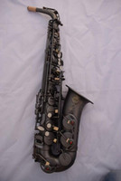 Wholesale Alto Saxophone Black - Alto Saxophone Selmer high quality reference 54 France Henri fall and Sax Sandy of the routine of the Black Body