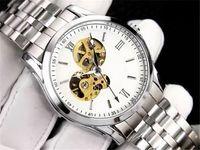 Wholesale Switzerland Watches Automatic - Swiss 1848 yea Famous men luxury automatic mechanical watch silvery Flying saucer 5 colors 4500.31.00 series Switzerland brand men's watch