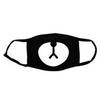 Wholesale Dust Respirator Mask - Wholesale- New Unisex Korean Style Kpop Black Bear Cycling Anti-Dust Cotton Mouth Mask Face Respirator