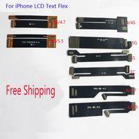 ingrosso flessione del tester iphone-LCD Touch Screen Digitizer Lens Flex Test di estensione Tester Cable per iPhone 6S per iPhone 4 4s 5 5s 5c 6 6s Plus